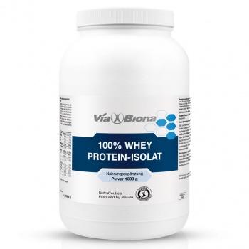 100% Whey Protein-Isolat