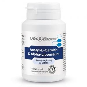 Acetyl-L-Carnitin & Alpha-Liponsäure