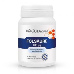Vitamin B9 Folsäure