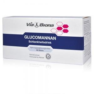 Glucomannan Schlankheitsdrink