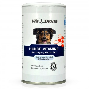 Hunde-Vitamine