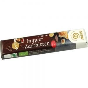 Ingwer-Bio Schokolade