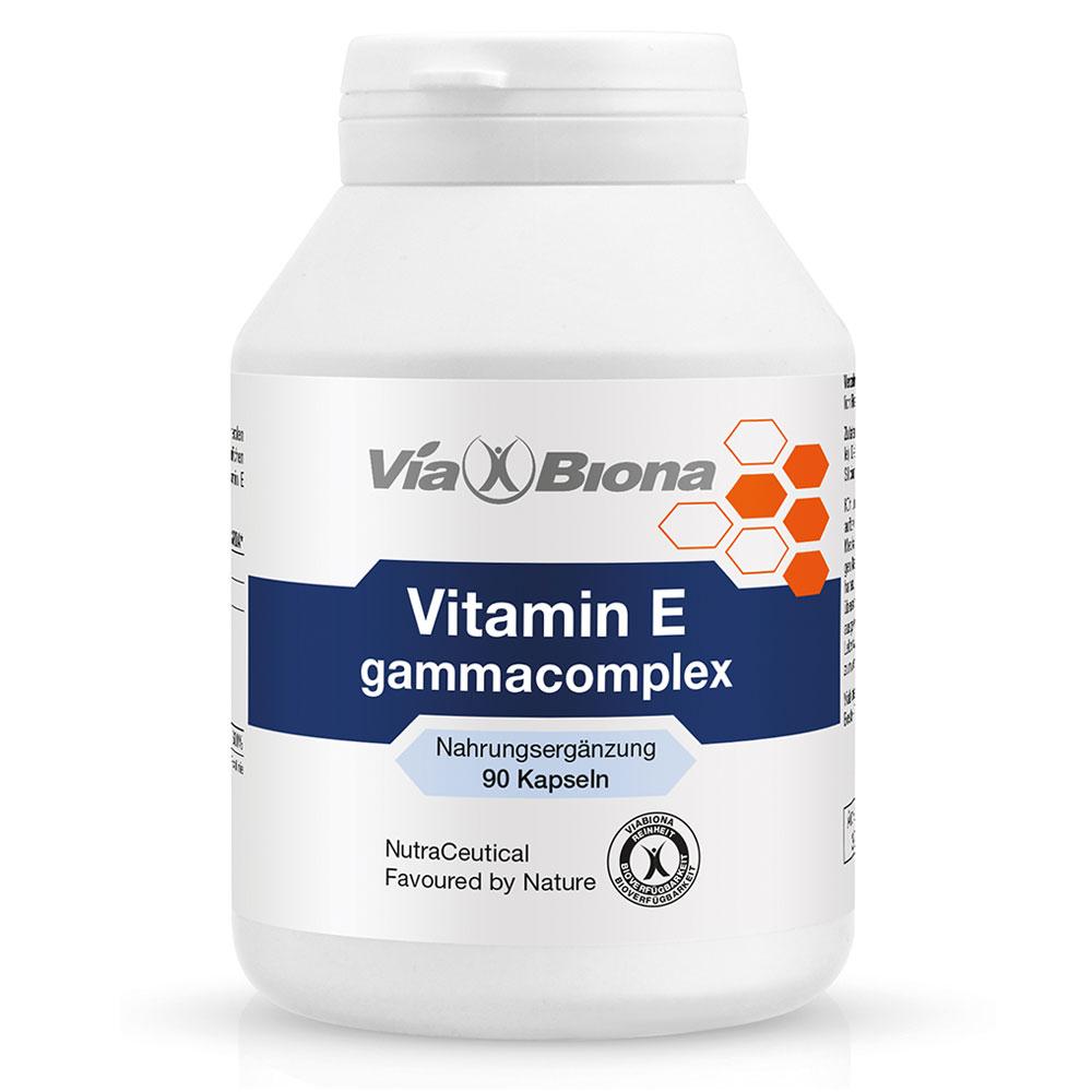 vitamin e gammacomplex das natur patent viabiona. Black Bedroom Furniture Sets. Home Design Ideas